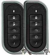 Viper remote start and keyless entry