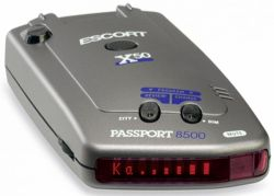 passport 9500ix Dash Mount Radar Detector