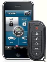 Start your car with your iphone!