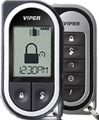 Viper 2-way remote start with car alarm